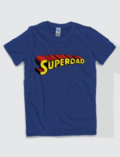 Μπλουζάκι με τύπωμα Superdad