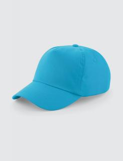 καπελάκι jockey σε χρώμα γαλάζιο