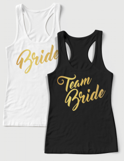 μπλουζάκια Bachelor Bride Team Bride