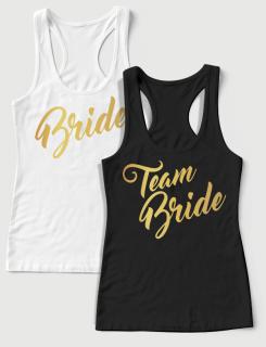 μπλουζάκια Bachelor Bride Team Bride