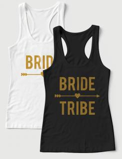 Αμάνικα μπλουζάκια Bride-Bride Tribe
