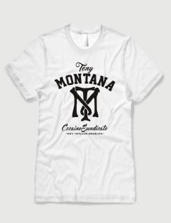658d2d6d57b5 Μπλουζάκι με στάμπα Tony Montana