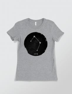 Μπλουζάκι με τύπωμα Ζυγός