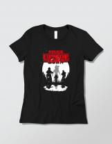 Μπλουζάκι με τύπωμα Upside Down