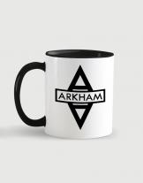 Κούπα κεραμική με στάμπα Arkham