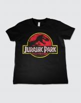 Μπλουζάκι με στάμπα Jurassic Park