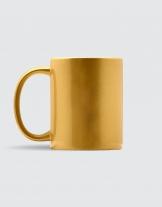 Κούπα κεραμική χρυσή