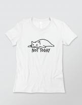 Μπλουζάκι με τύπωμα Not Today