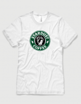 Μπλουζάκι με στάμπα Stardust Coffee